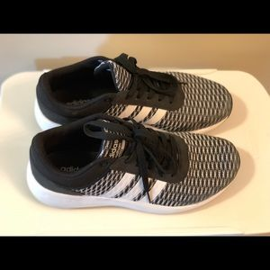 Adidas Neo Cloudfoam Athletic Shoes